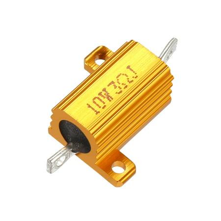 Malle aluminium 10W 3 Ohm LED bobiné transformateur tige 10W3R - image 4 de 4