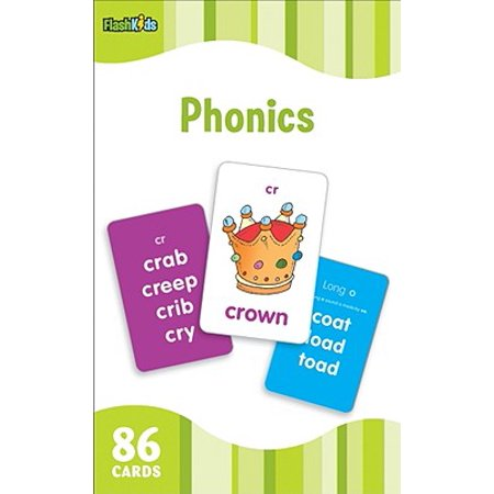 Flash Kids Flash Cards: Phonics (Flash Kids Flash Cards) (Other) ()