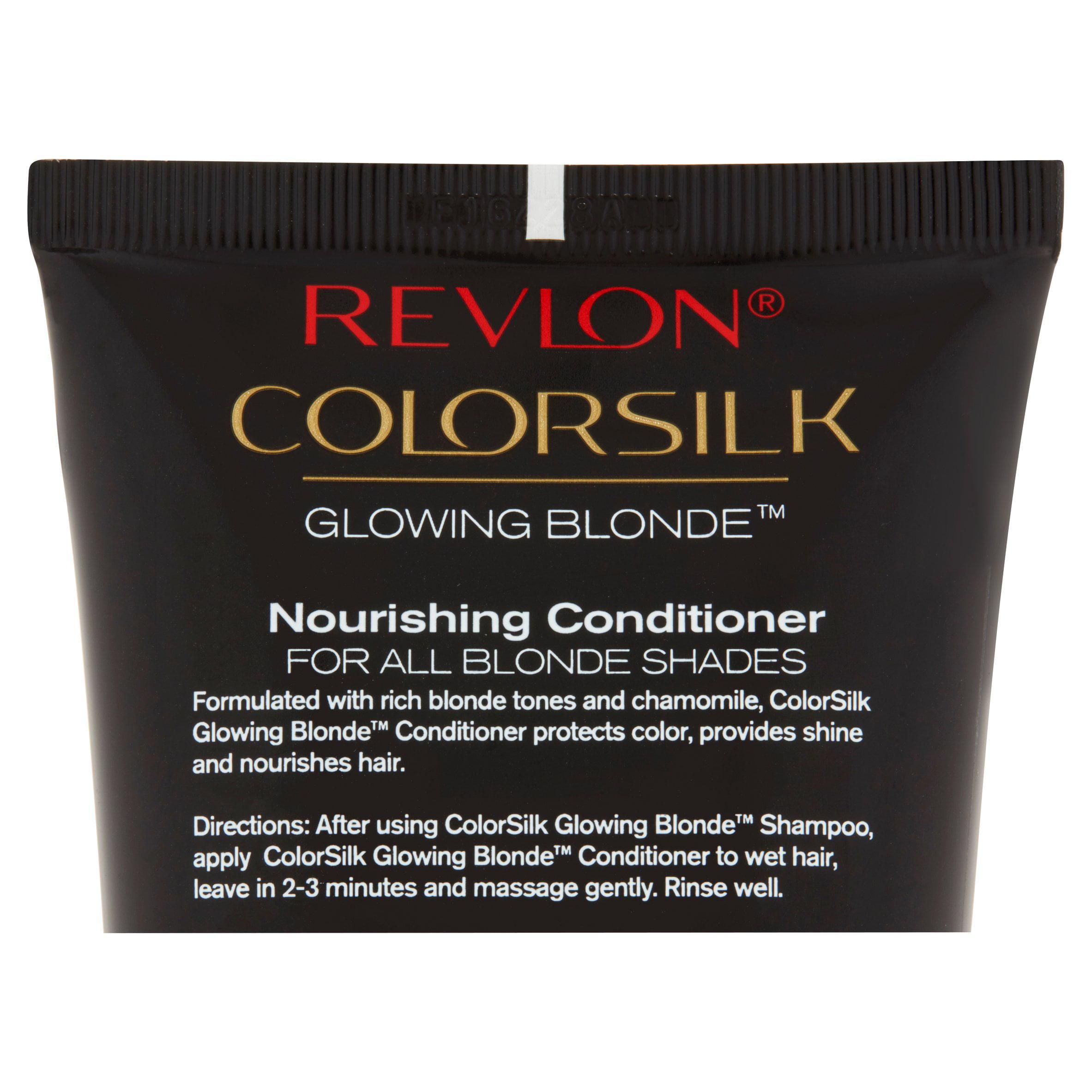Revlon Colorsilk Bold Black 2 Colorstay Nourishing Conditioner 8 45