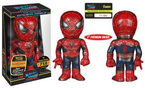 Funko Hikari: Marvel-Distressed Spider-Man by Funko