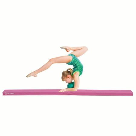 Get Out!™ Foldable Kids Gymnastics Folding Foam Floor Balance Walking (Walking Floor)