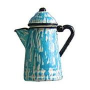 Dollhouse Coffee Pot/Flow Blue