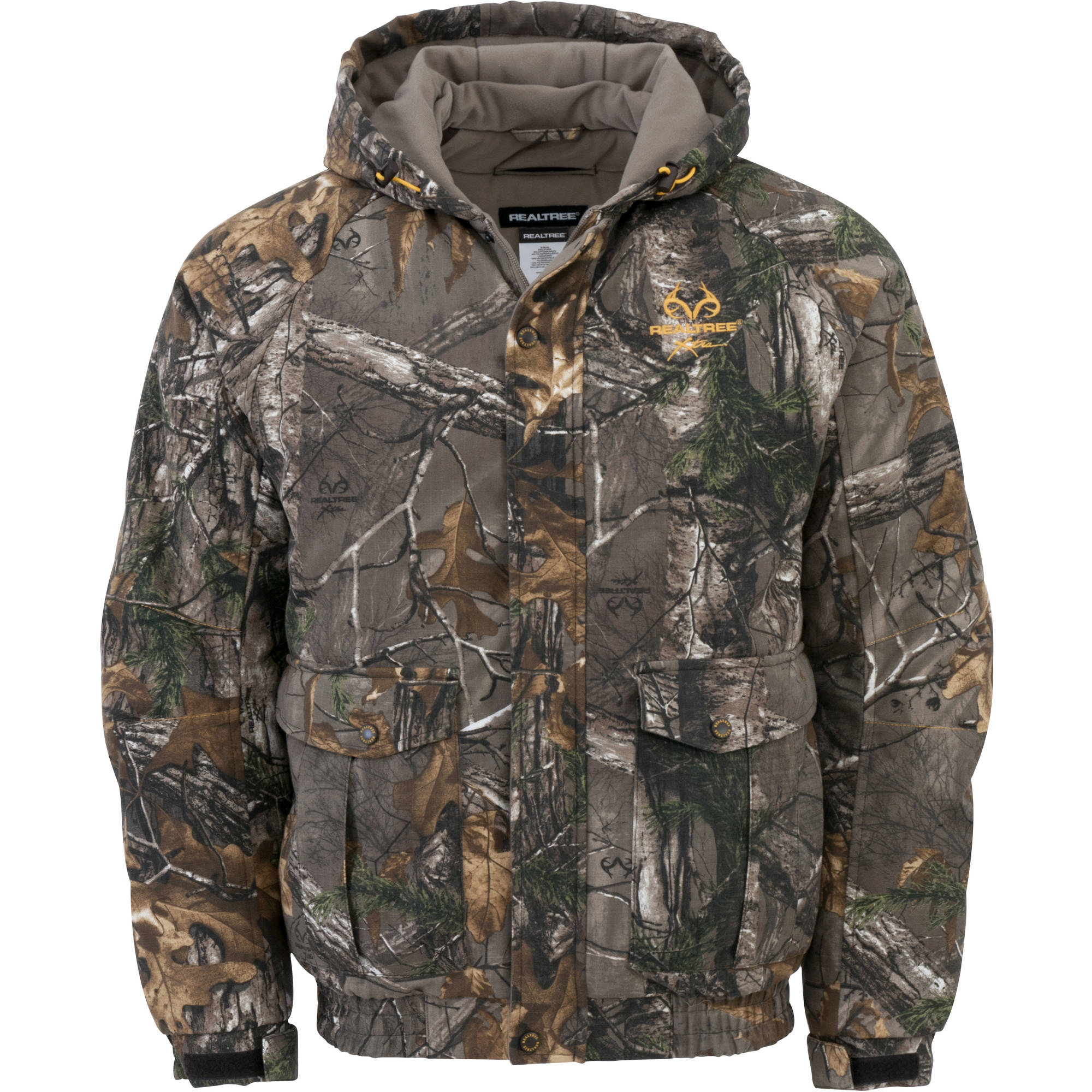 Men's Bomber Jacket, Realtree