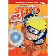Naruto Uncut: Season 3, Volume 2 (DVD)