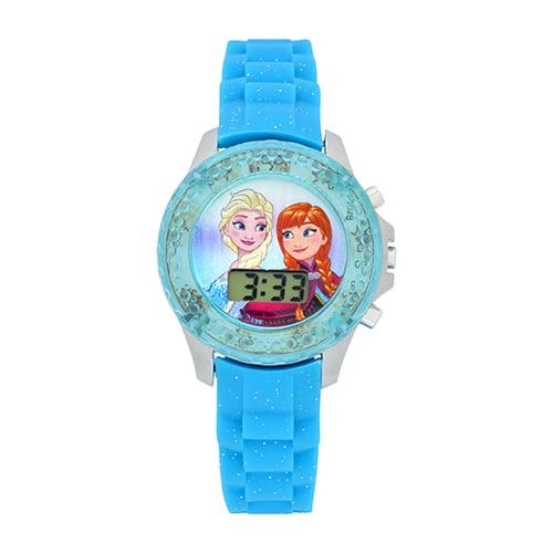 "Disney's ""Frozen"" Anna and Elsa Digital Watch"