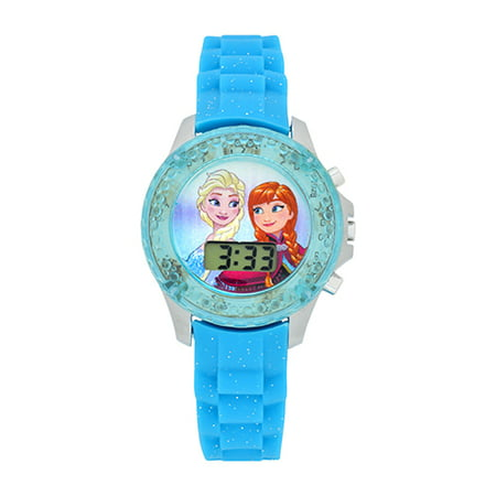 "Disney's ""Frozen"" Anna and Elsa Digital Watch"