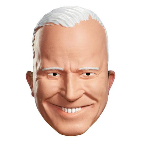 Joe Biden Vacuform Adult Half Mask](Joey Mask)