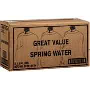 Great Value Spring Water, 3 Gallon