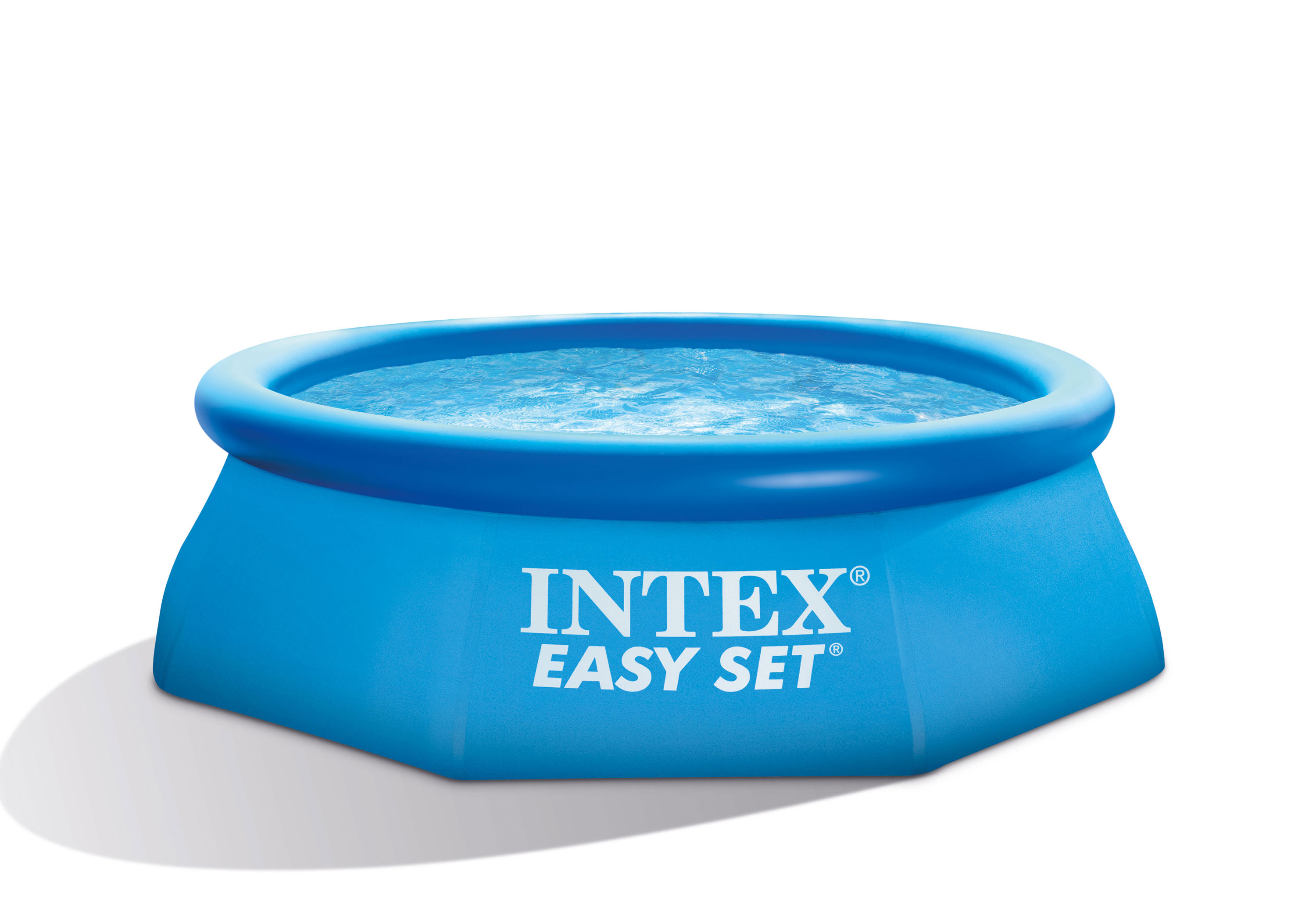 Intex 8 ft. x 30 in. Easy Set Swimming Pool by Intex