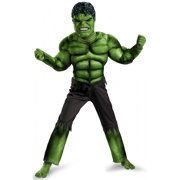 Hulk (The Avengers) Classic Muscle Child Halloween Costume
