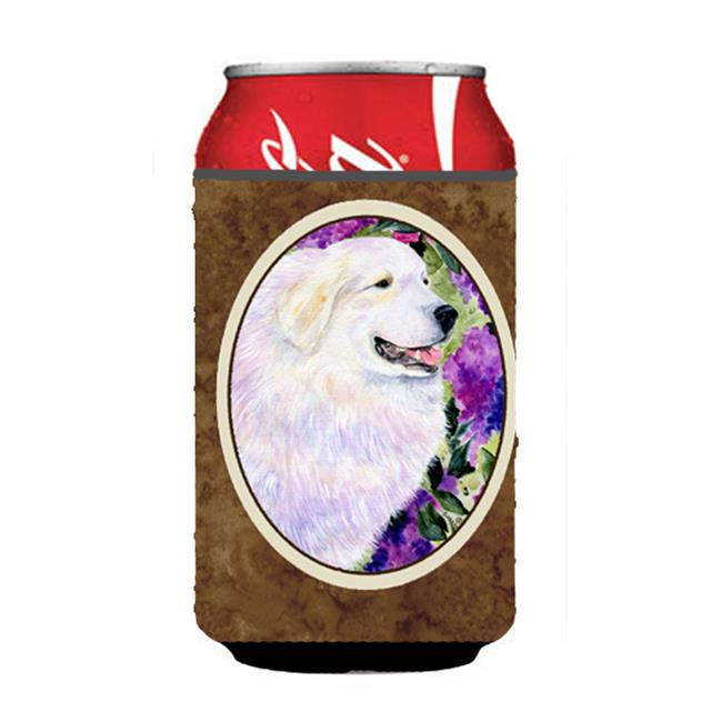 Great Pyrenees Can Or bottle sleeve Hugger - 12 oz.