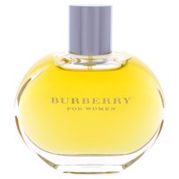 ($98 Value) Burberry Classic Eau De Parfum Spray, Perfume For Women, 3.3 Oz