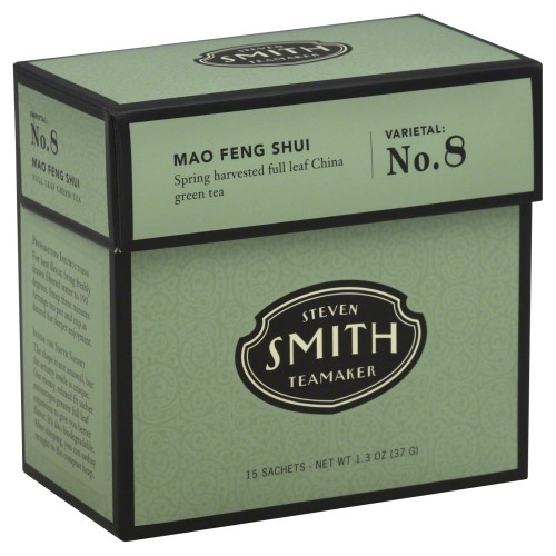 Smith Teamaker Smith Teamaker Green Tea - Mao Feng Shui - 15 Bags