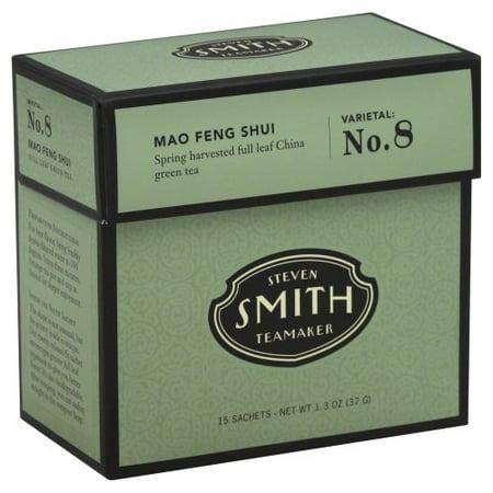 Smith Teamaker Smith Teamaker Green Tea - Mao Feng Shui - 15 Bags