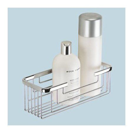 Scarabeo 2419-13 Wire Double Holder Soap Dish