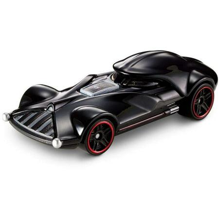 Hot Wheels Star Wars Darth Vader, Character Car