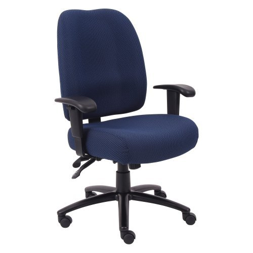 Boss Office Products Dido Multi-Function 3-Paddle Task Chair with Seat Slider