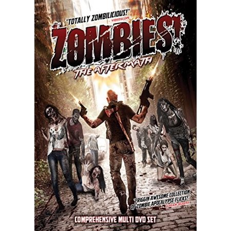 Zombies: Aftermath (DVD) - Zombie Projection Dvd