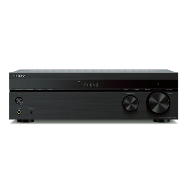 Sony STR-DH190 Bluetooth Home Theater Stereo Receiver