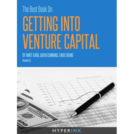The Best Book On Getting Into Venture Capital - (Best Venture Capital Blogs)