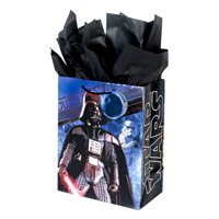 Hallmark Large Gift Bag with Tissue Paper for Birthdays, Kids Parties and More (Star Wars)