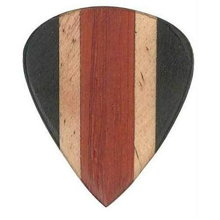 Clayton Eabk 3 Exotic Alaia Guitar Picks  44  Black   3 Pieces