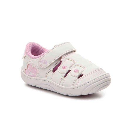 Stride Rite Tulsi Girls Sneaker Shoes White 5.5 M