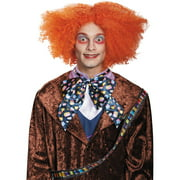 Mad Hatter Wig Adult Halloween Accessory