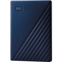 "WD My Passport for Mac WDBA2D0020BBL 2TB 2.5"" Portable External Hard Drive"