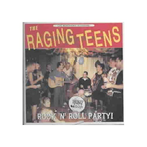 The Raging Teens: Kevin Patey (vocals, guitar); Amy Griffin (guitar, background vocals); Matt Murphy (upright bass); Keith Schubert (drums).<BR>Additional personnel: Carl Sonny Leland (piano).<BR>Recorded at Ecco-Fonic Studios, Hollywood, California.