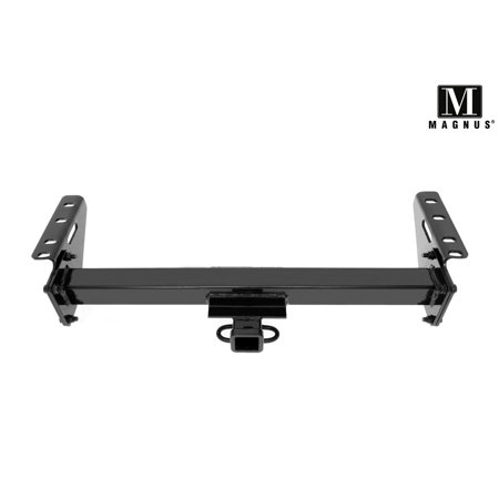 Jeep Cherokee Hatch - Magnus Assembly Class 3 Trailer Hitch 2 Inches Receiver Tube Custom Fit 1984-2001 Jeep Cherokee