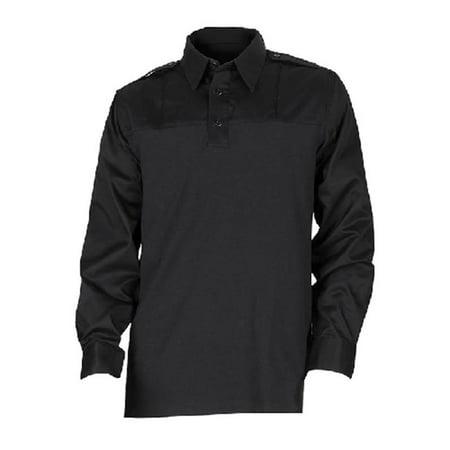 Image of 5.11 TACTICAL PDU Rapid Shirt Medium - Regular Black