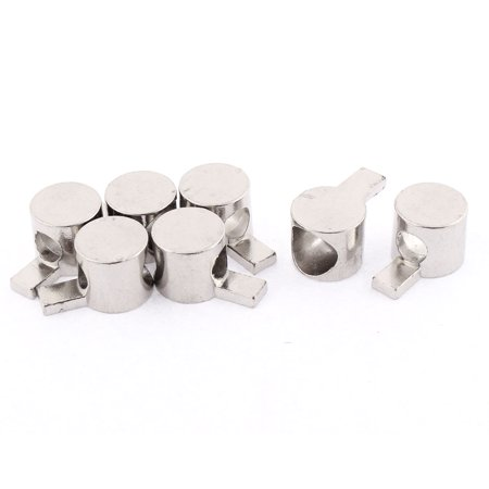 Connect Metal (7pcs Metal Profile Inner Connect T Slot Anchor Fastener for 8mm Thread Dia)