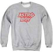 Astro Boy Logo Mens Crewneck Sweatshirt
