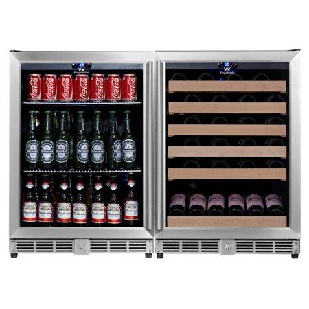 46-Wine 160-Beverage 2Temp Fridge