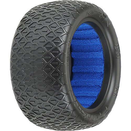 Rear Micron 2.2 M4 Tire :Off-Road Buggy (2)