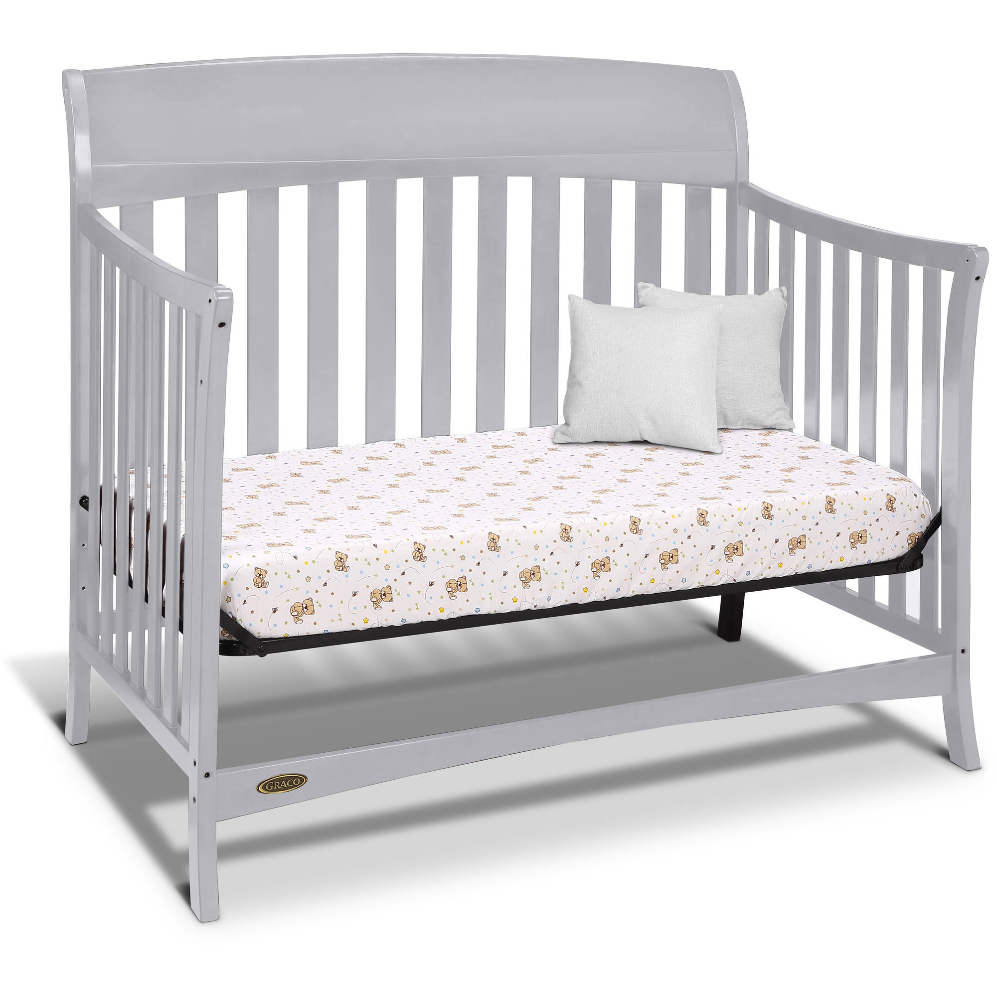 bed day toddler crib child london mini cribs in to coventry matte craft queen f white jijiz instructions daybed convertible