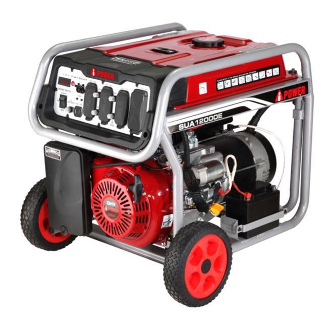 A-iPower Corp SUA12000E Electric Start Gasoline Generator
