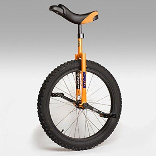 Nimbus 24 Inch Mountain Unicycle with ISIS Hub - Orange
