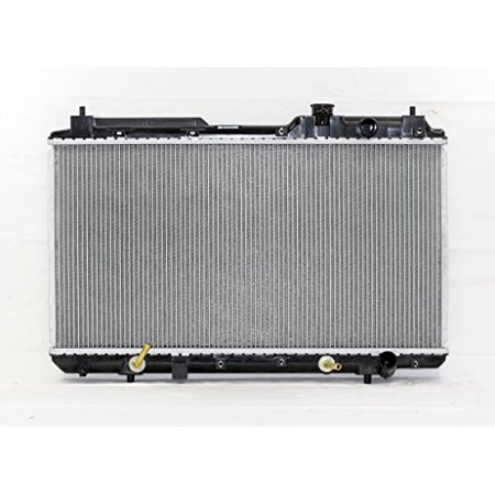 Radiator - Pacific Best Inc For/Fit 2051 97-01 Honda CRV AT 4cy 2.0L/2.2L Plastic Tank Aluminum Core 1