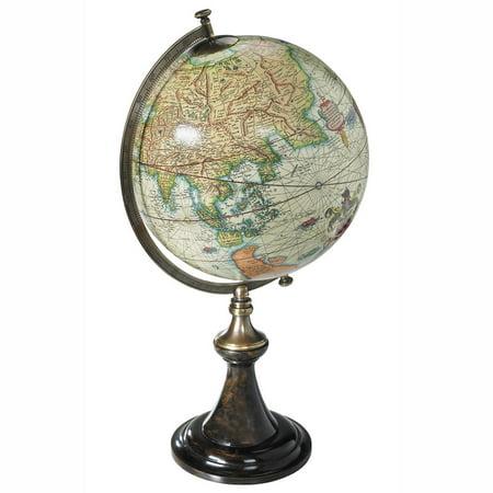Authentic Models Savoy Mercator 12-Inch Diameter Tabletop Globe