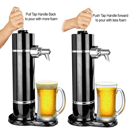 eCostConnection Deluxe Portable Ultrasonic Draft Beer Maker - image 4 of 5