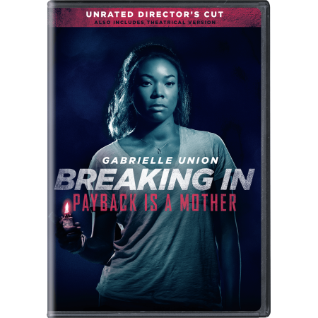 Breaking In (Unrated Director's Cut) (DVD) - Movie Director Clapboard