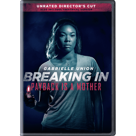 Breaking In (Unrated Director's Cut) - Director's Clapboard