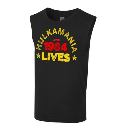 Official WWE Authentic Hulk Hogan