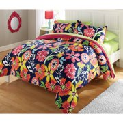 Your Zone Fiji Floral Bedding Comforter Set, 1 Each