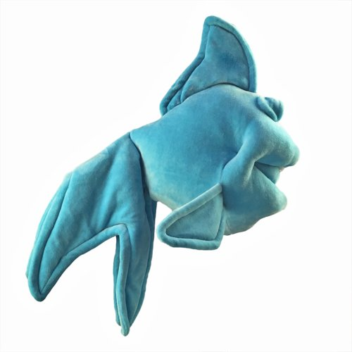 Zoomie Kids Hillside Avenue 'Hotfish' Sculptured Fish Mobile