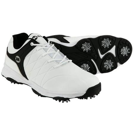 Smooth Tour Golf Shoe - Ram Golf FX Tour Mens Waterproof Golf Shoes