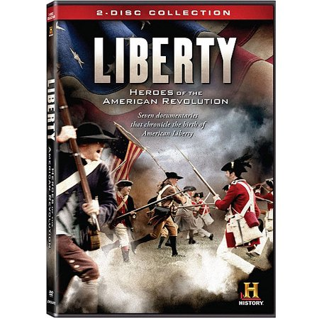 Liberty  Heroes Of The American Revolution  2 Disc