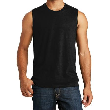 Mafoose Men's Young V.I.T. Muscle Tank Black